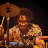 Allan Phillips, keyboard and percussion