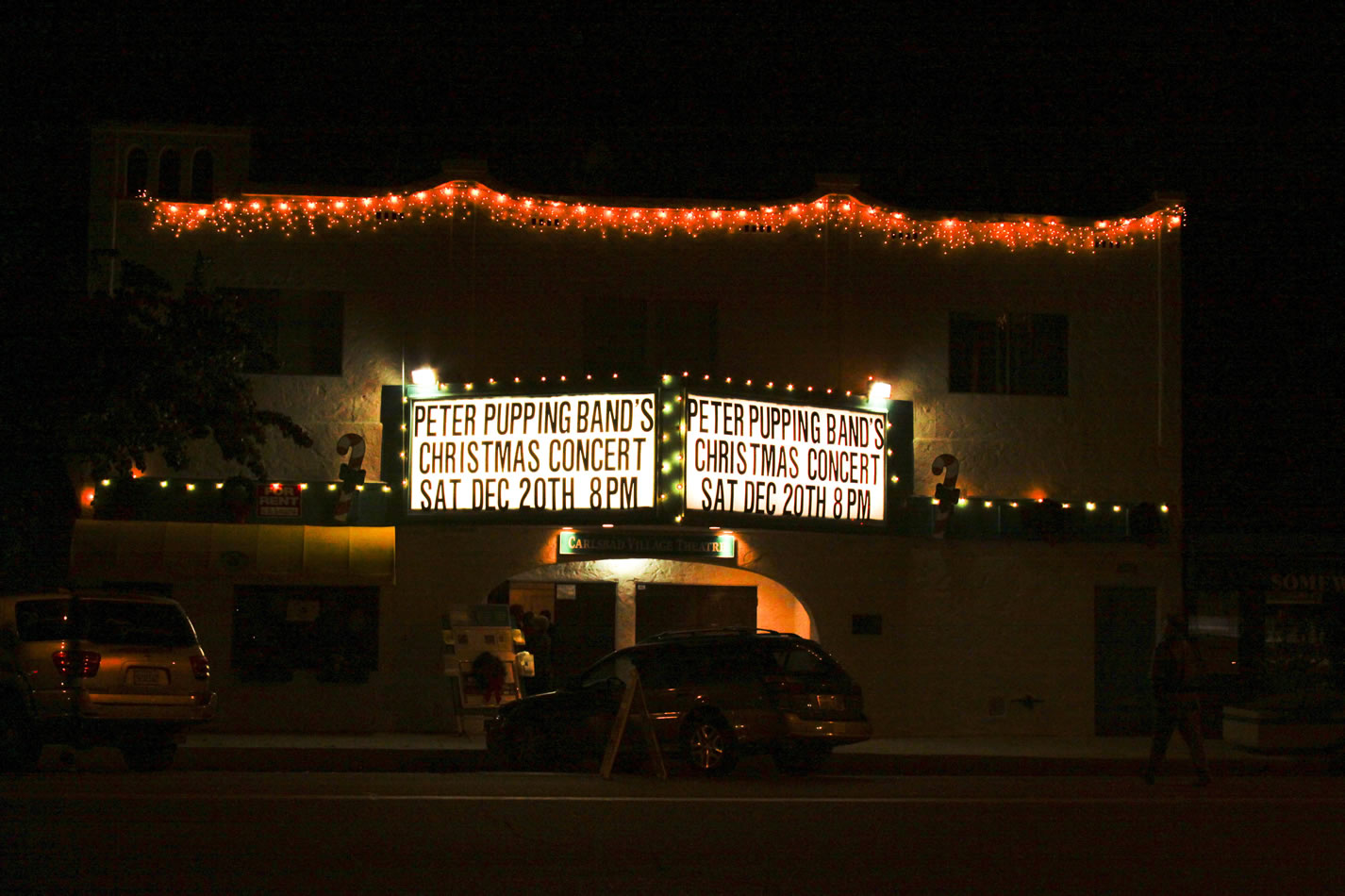 Carlsbad Village Theatre, Christmas Concert