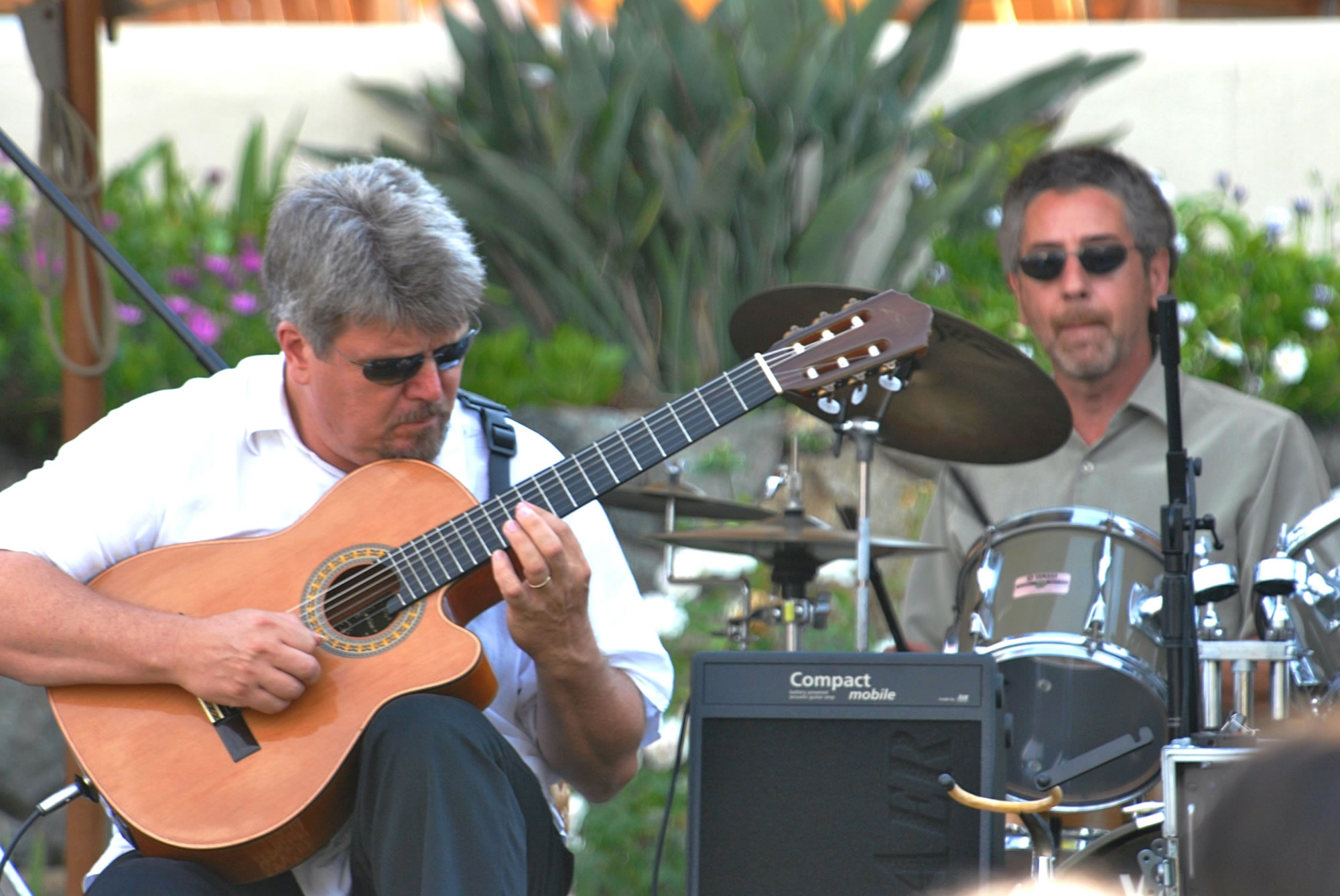 Concert on the Lawn, Peter and Kevin