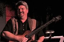 Peter Pupping, guitar, bandleader