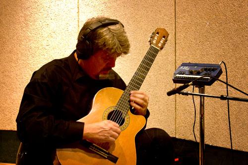 Studio West Recording Booth